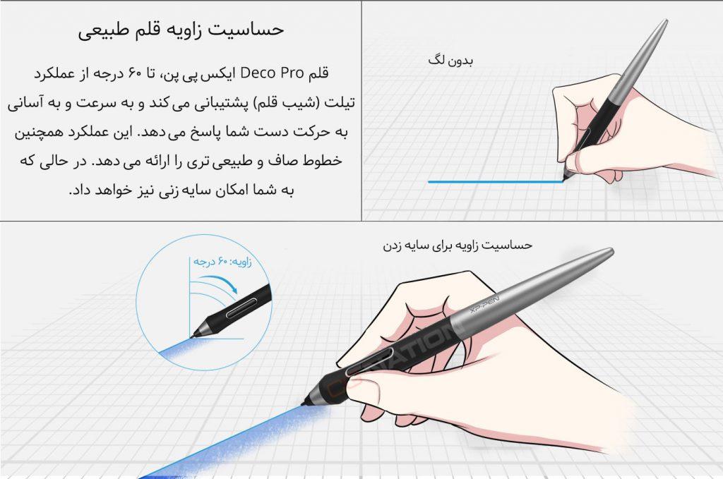 قلم نوری XP Pen Deco Pro Small