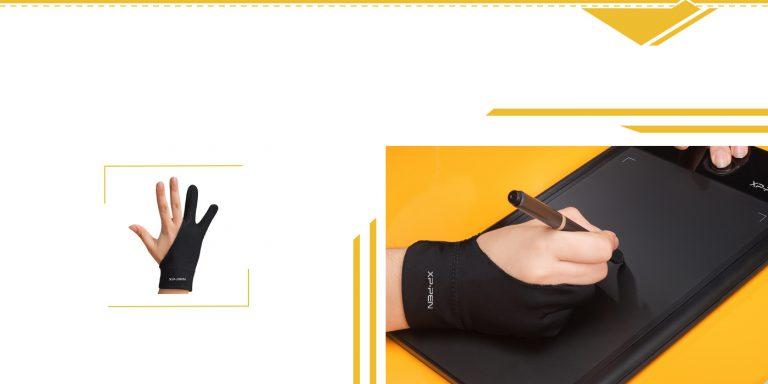 دستکش طراحی Xp pen