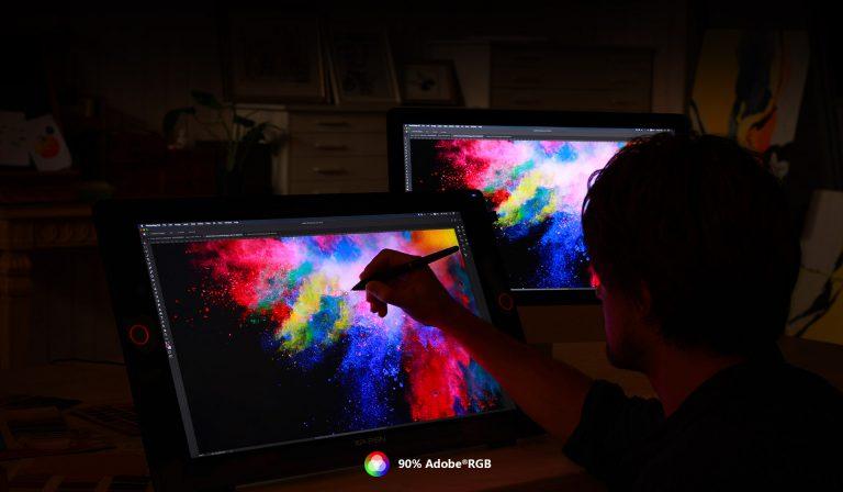 مانیتور طراحی XP-Pen Artist 24 Pro