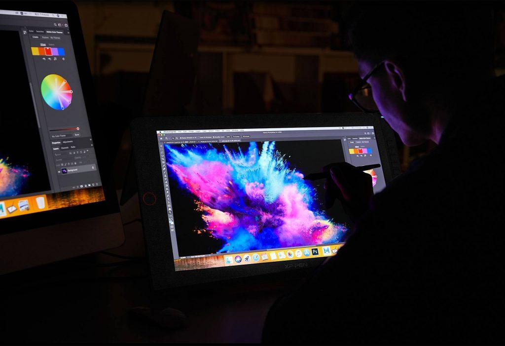 مانیتور طراحی XP-Pen Artist 22R Pro