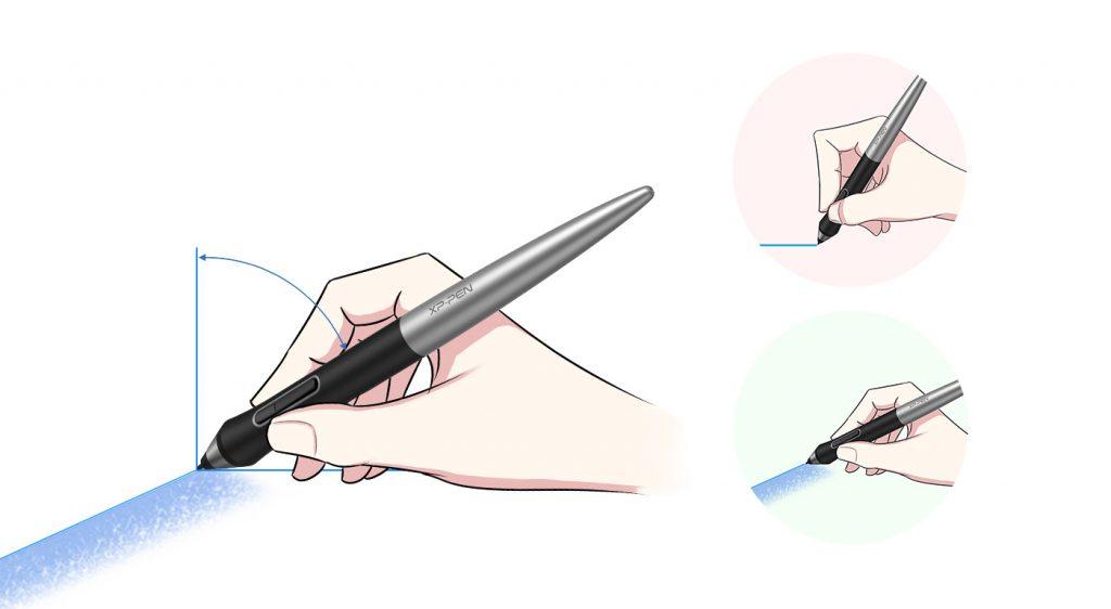 قلم تک Xp pen