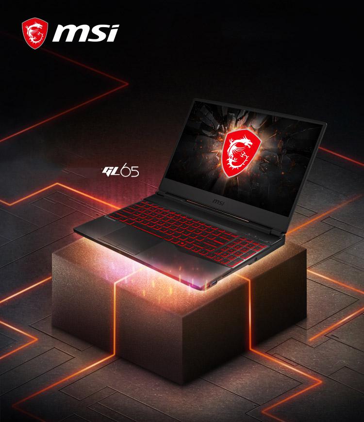 لپتاپ MSI GL65 Leopard